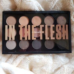 MAC Cosmetics In The Flesh Palette